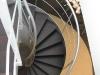 2000-002 Escalera Semicircular