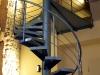 2000-009 Escalera Caracol Diseño.