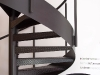 2000-042 Escalera Diseño Circular