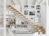 1000-001 Diseño de escaleras interiores