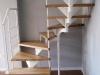 1000-014 fabricación de escaleras con madera