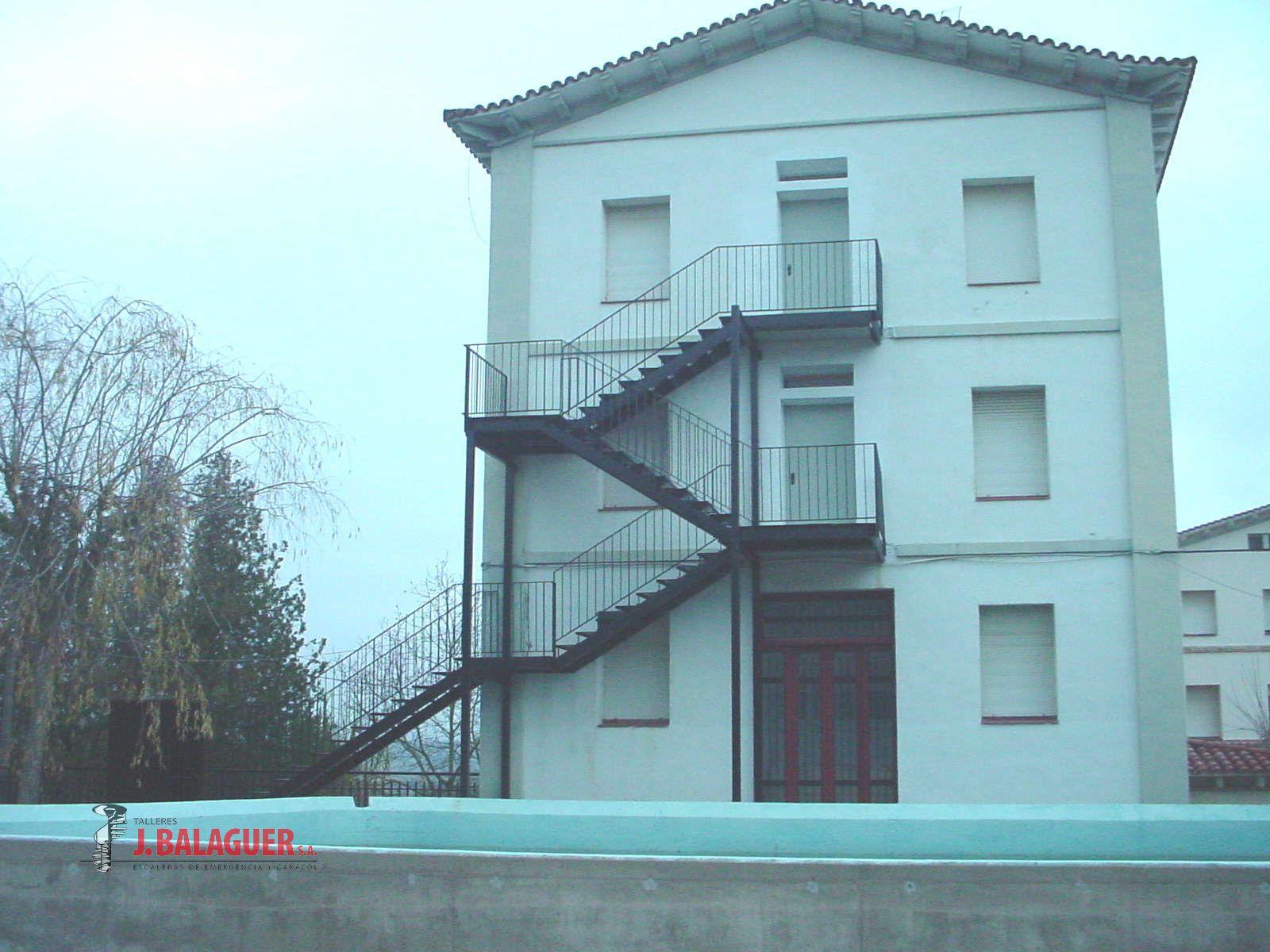 Escaleras emergencia escaleras balaguer - Escaleras balaguer ...