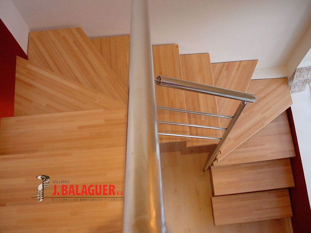 escaleras habitare zanca central escaleras balaguer