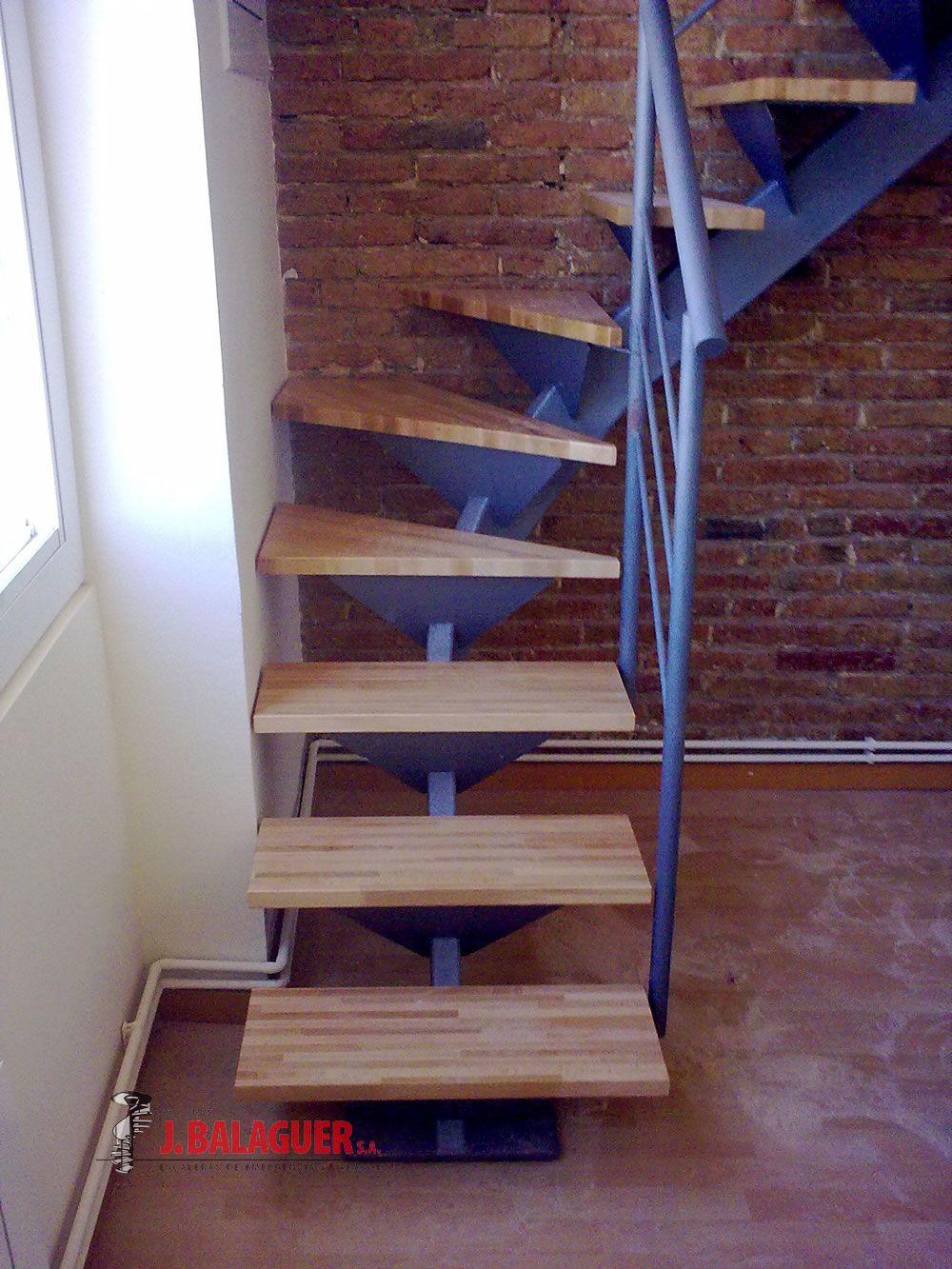 Escaleras habitare zanca central escaleras balaguer - Escaleras balaguer ...