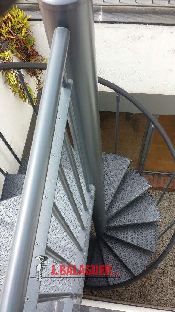 Escaleras de caracol escaleras balaguer - Escaleras balaguer ...