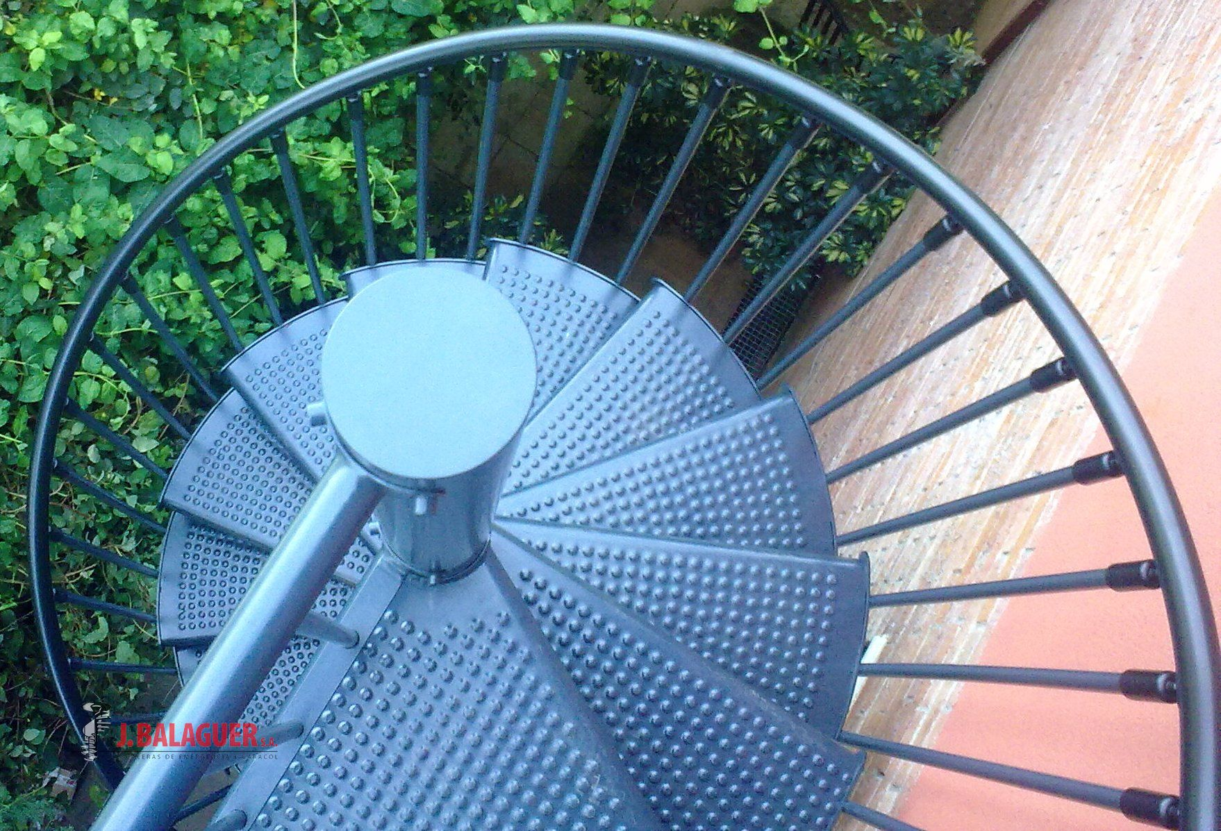 Modelo m4 escaleras balaguer - Precio escalera de caracol ...