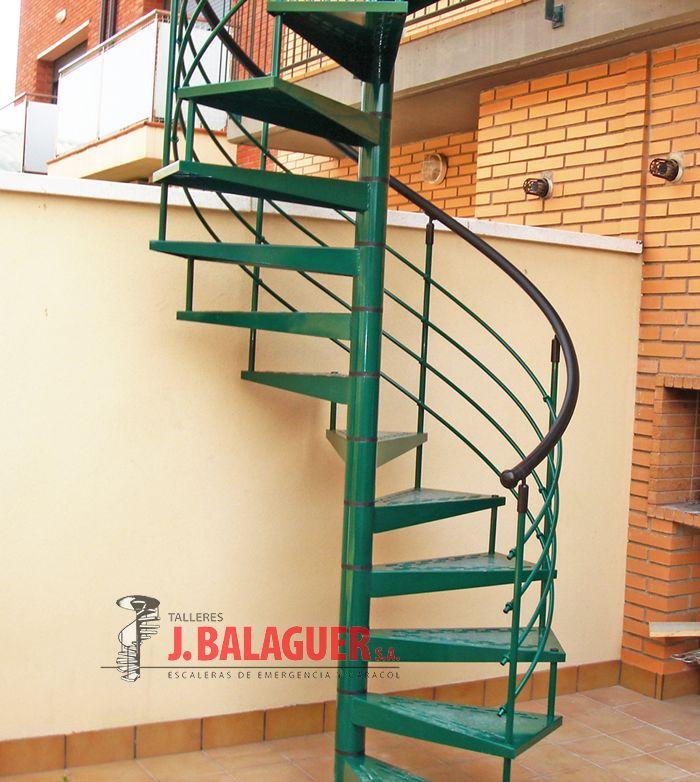 modelo m7 escaleras balaguer