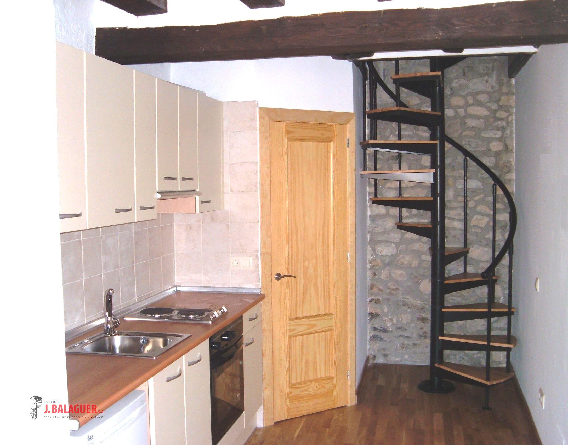 Escaleras de interior para espacios reducidos fabulous - Escaleras de interior ...
