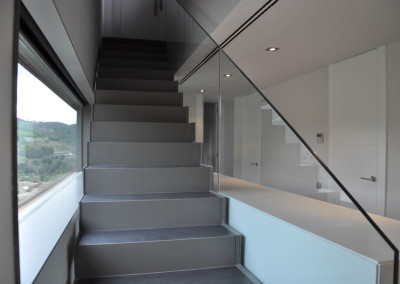 Colectie van design-trappen