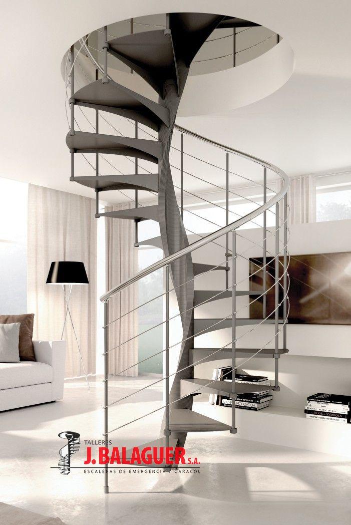 Collection escalier en colima on sans arbre m20 escaleras balaguer - Prix escalier colimacon ...